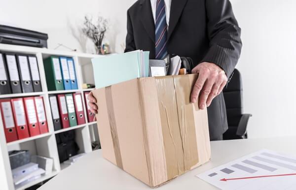 увольнение в связи с пенсией