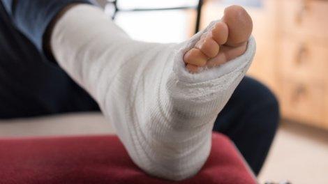 Больничный лист при бытовой травме