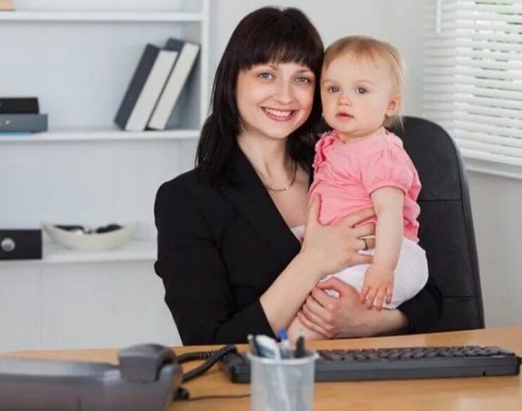 Как рассчитываются декретные на новой работе после сокращения