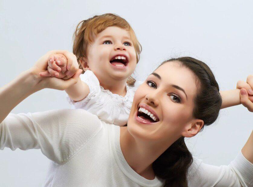Алименты маме и ребенку до трех лет
