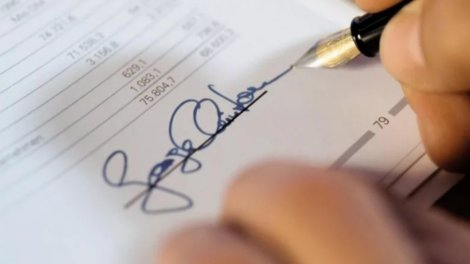 уголовное наказание за подделку подписи