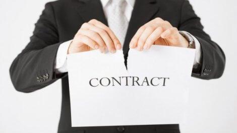 Увольнение по истечению срока трудового договора