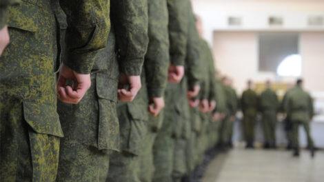 Увольнение в связи с призывом на военную службу
