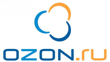 Логотип Озон
