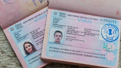 Как выглядит виза