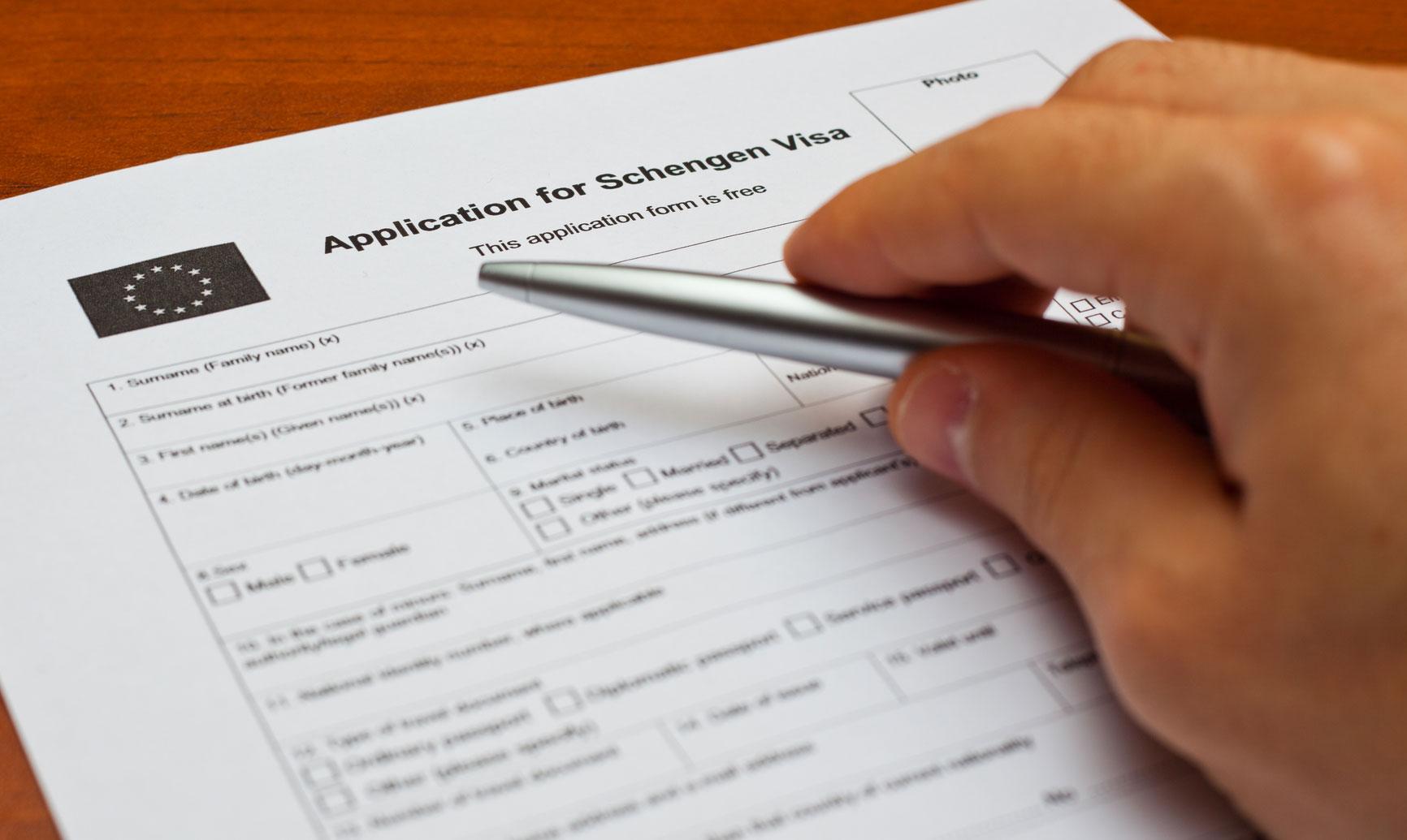 Какие нужны документы для шенгенской визы