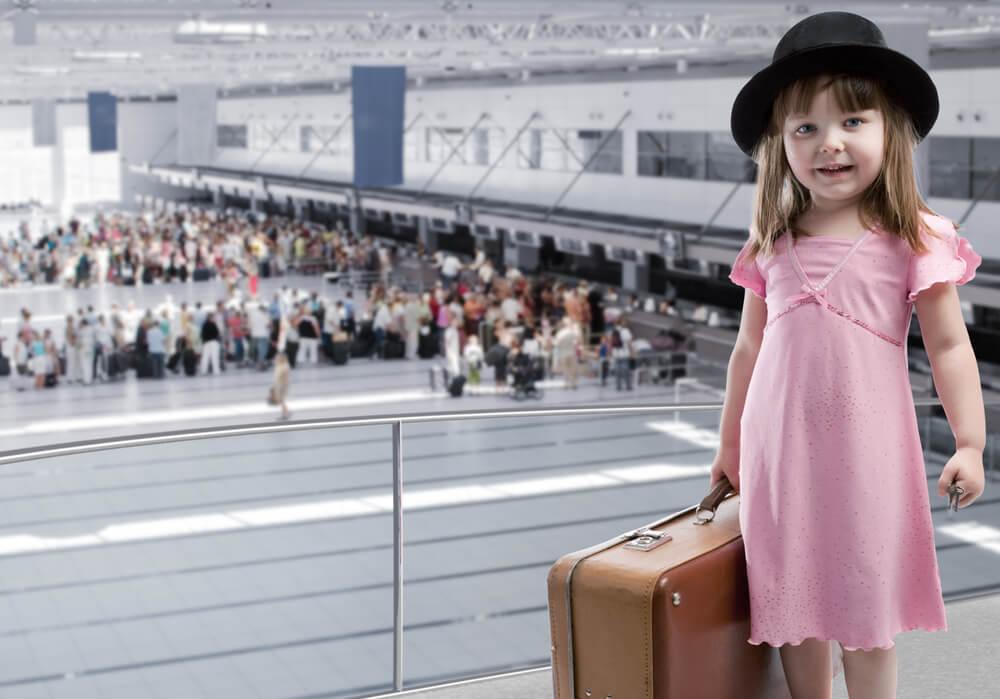Общий порядок выезда ребенка за границу