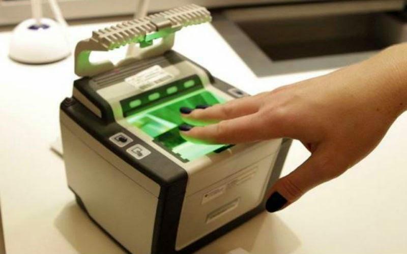 Сдать биометрию для визы