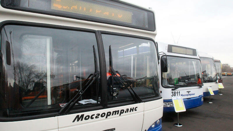 Мосгортранс жалоба на автобус