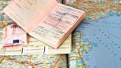 Что такое выездная виза