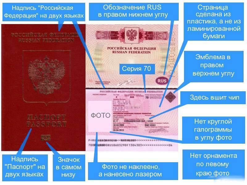 Особенности и внешний вид биометрического загранпаспорта