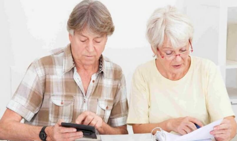 Порядок начисления пенсии на ВНЖ