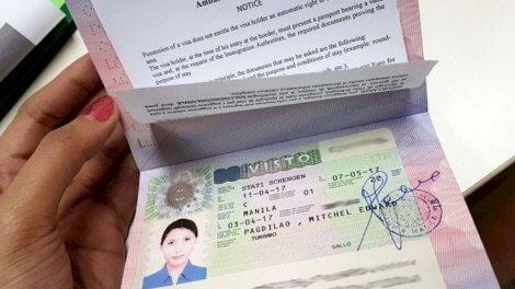 Сколько делается Шенгенская виза