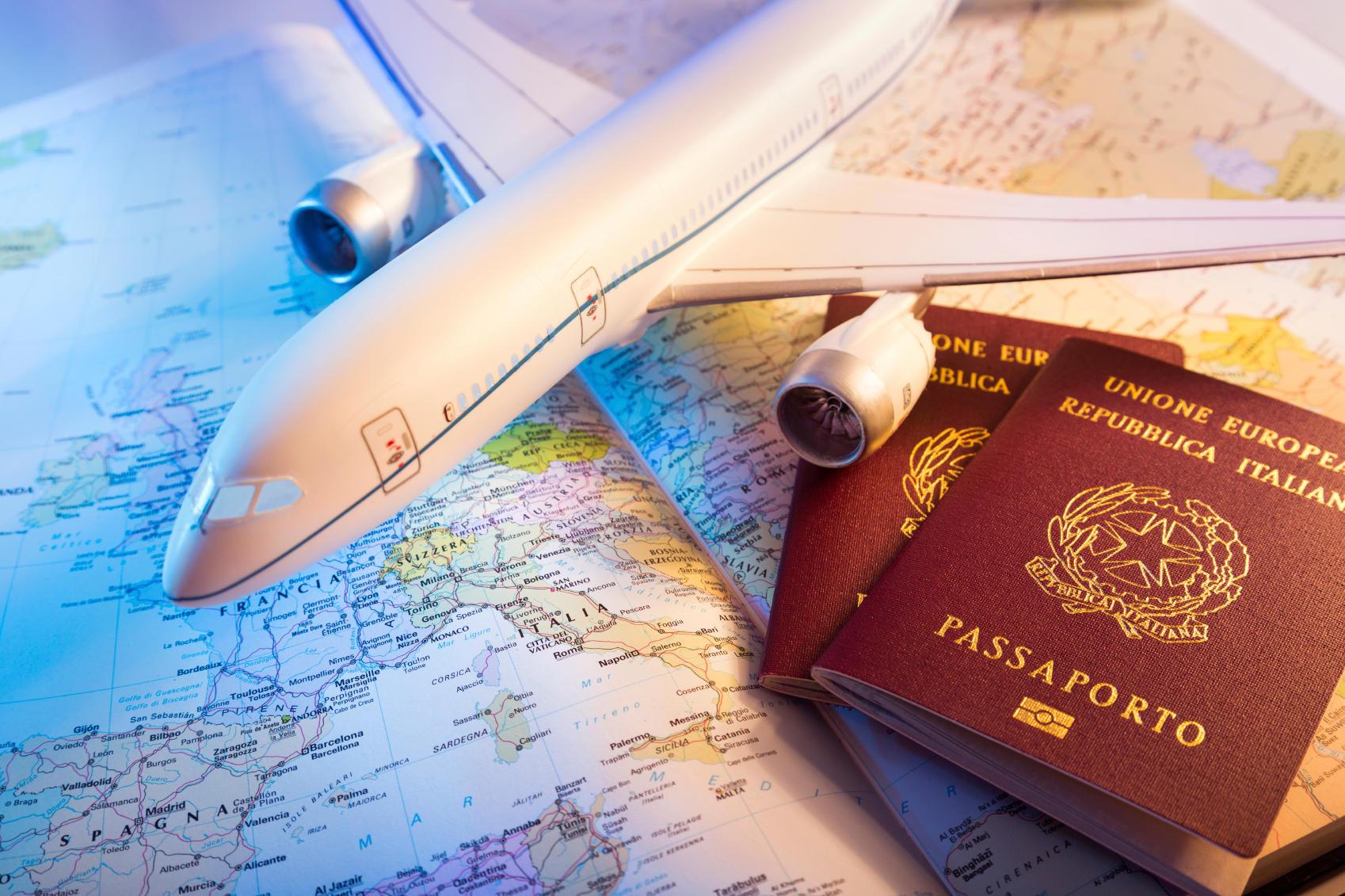 Тонкости внутреннего перелета по России по загранпаспорту