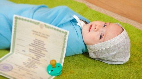 Как присваивается гражданство новорожденному