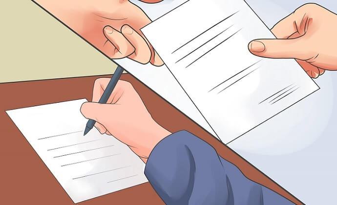Как происходит подача прошения при отказе в гражданстве