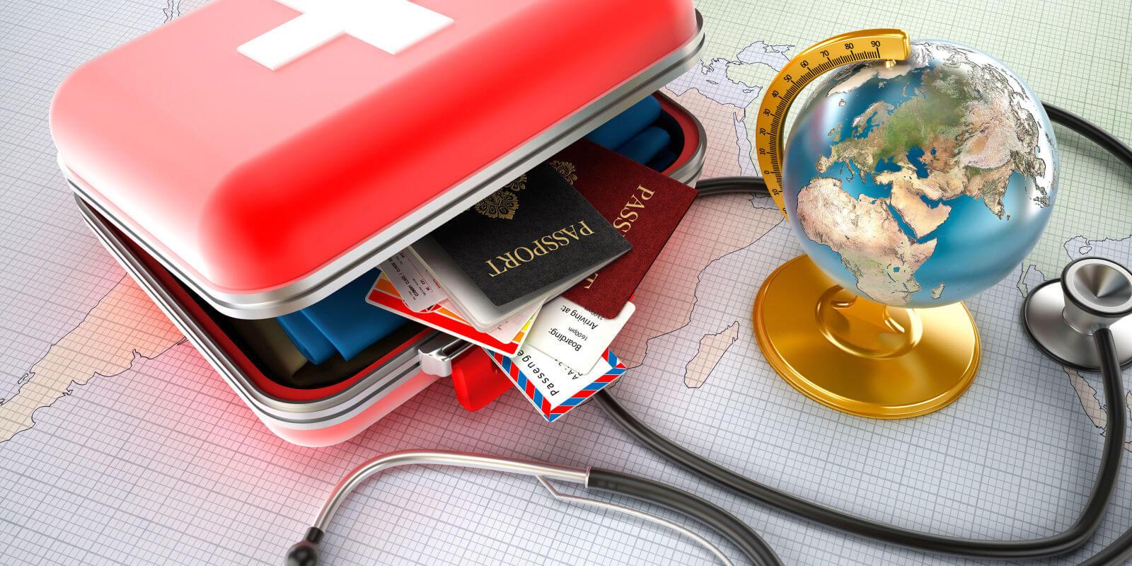 Медицинская страховка для выезда за границу