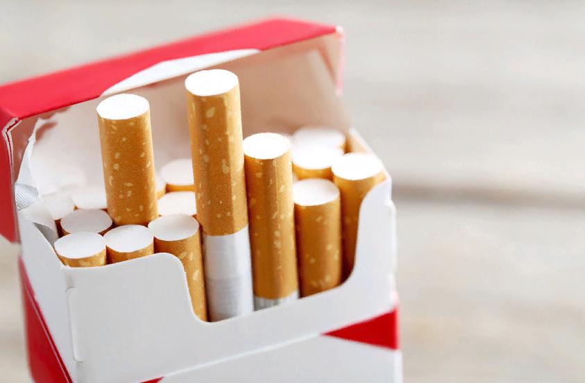 Сколько блоков сигарет можно провозить за границу