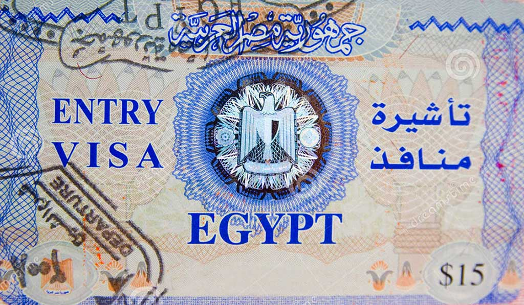 Нужна ли виза в Египет для россиян в 2019 году