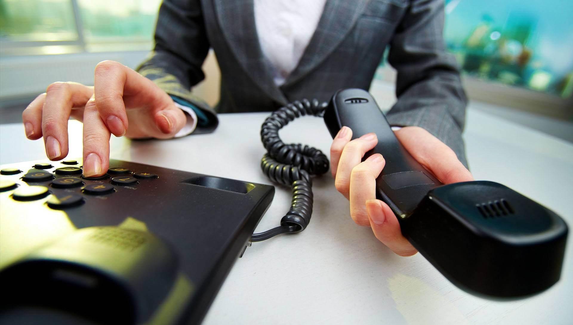 Способы проверки временной регистрации в телефонном режиме