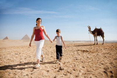 Виза в Египет для детей из России