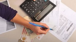 Калькулятор и квитанции