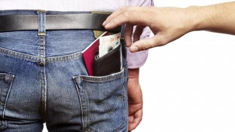 Что делать если украли паспорт
