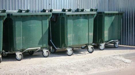 Накопление мусора