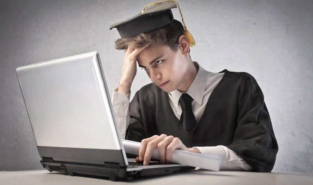 Поиск вакансии с помощью интернета
